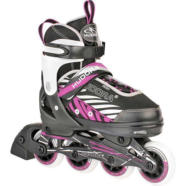 Hudora Inline-Skates Kinderinliner Mia Gr. 33-36 - Bild 1
