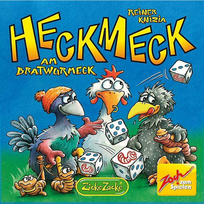 Zoch Würfelspiel Heckmeck am Bratwurmeck - Bild 1