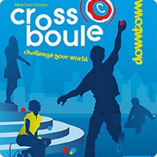 Zoch Geschicklichkeitsspiel Crossboule Set Downtown - Bild 1