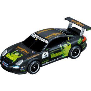 Carrera Rennwagen GO!!! Porsche GT3 Cup Monster FM - Bild 1