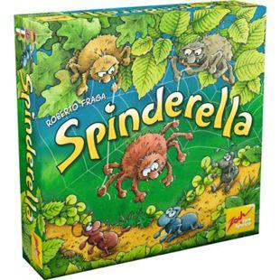 Zoch Brettspiel Spinderella - Bild 1