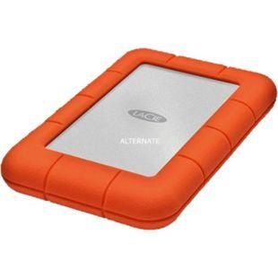 LaCie Festplatte Rugged Mini 2 TB - Bild 1
