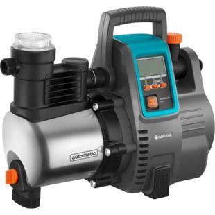GARDENA Pumpe Hauswasserautomat Premium 6000/6 LCD Inox - Bild 1