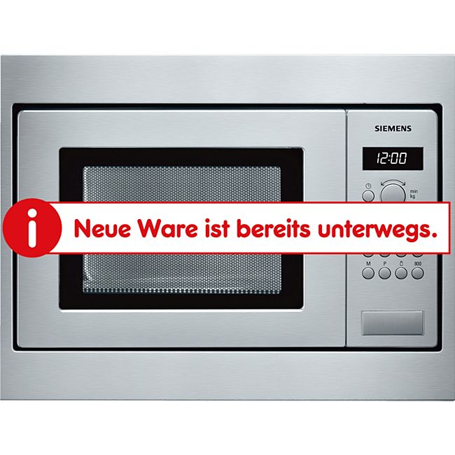 Siemens Mikrowelle HF15M552 - Bild 1