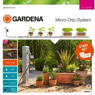 GARDENA Bewässerungsautomat Start-Set Pflanztöpfe M automatic - Bild 1