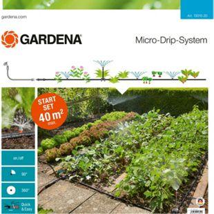 GARDENA Tropfsystem Micro-Drip-System Start-Set Pflanzflächen - Bild 1