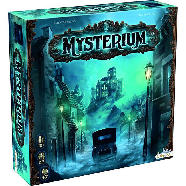 Asmodee Brettspiel Mysterium - Bild 1