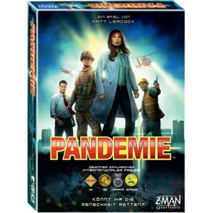 Asmodee Brettspiel Pandemie - Bild 1