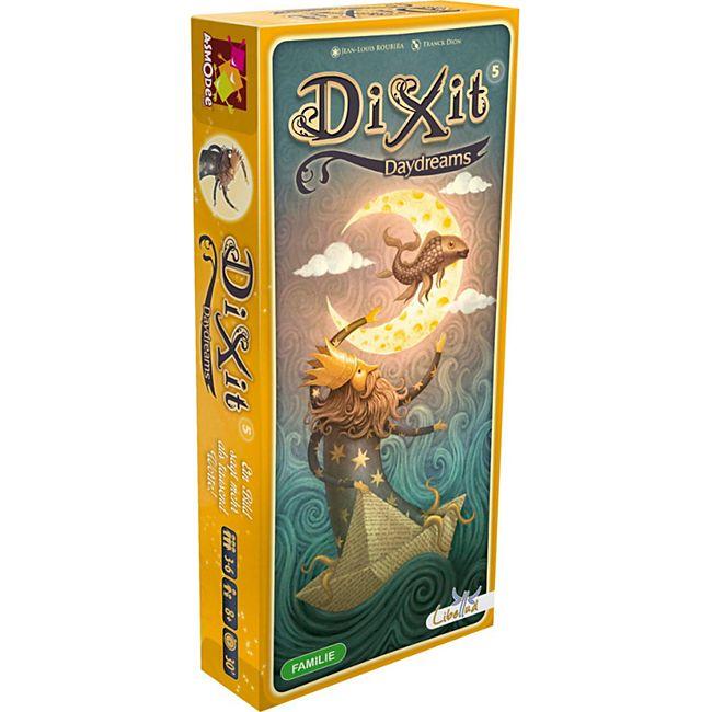 Asmodee Kartenspiel Dixit 5 - Big Box (Daydreams) - Bild 1