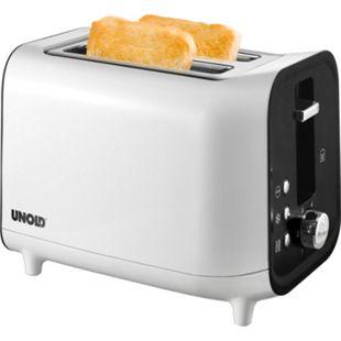 Unold Toaster Shine white 38410 - Bild 1