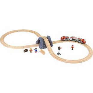 BRIO Bahn World Eisenbahn Starter Set A - Bild 1