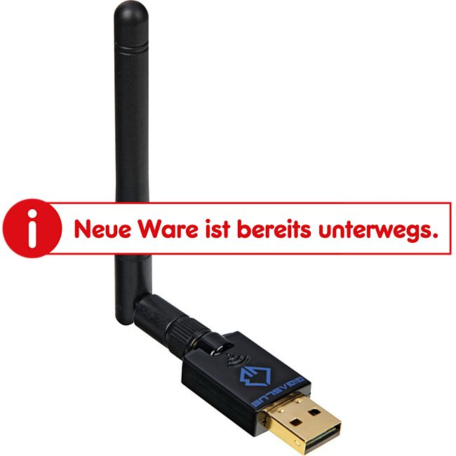 GigaBlue WLAN-Adapter USB WLAN-Adapter - Bild 1