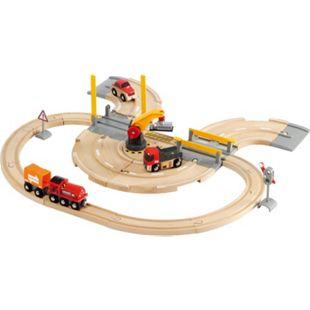 BRIO Bahn Straßen und Schienen Kran Set - Bild 1