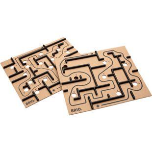 BRIO Geschicklichkeitsspiel Labyrinth Ersatzplatten - Bild 1