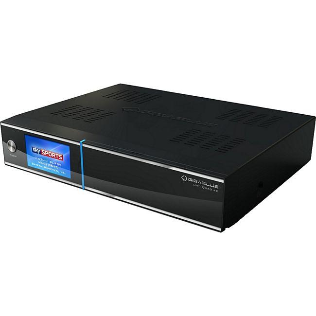 GigaBlue Sat-Receiver UHD Quad 4K - Bild 1