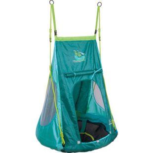 Hudora Schaukel Nestschaukel mit Zelt Pirate 90 - Bild 1