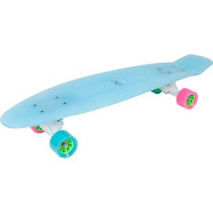 "Hudora Skateboard Skateboard Retro Iceglow 27"" - Bild 1"