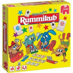 Jumbo Brettspiel Mein erstes Rummikub - Bild 1