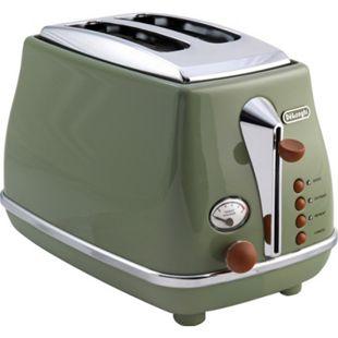 DeLonghi Toaster Icona Vintage CTOV 2103.GR - Bild 1