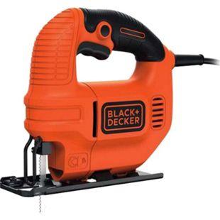 BLACK+DECKER Stichsäge Kompakt-Stichsäge KS501 - Bild 1