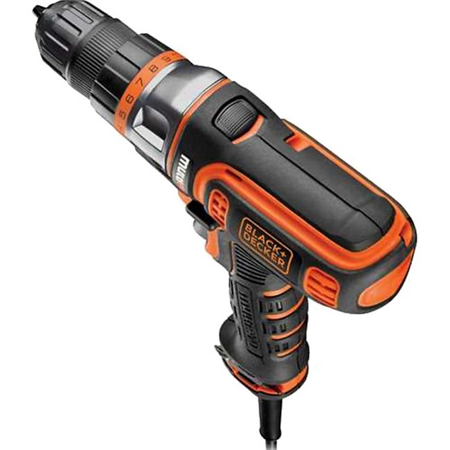 BLACK+DECKER Bohrschrauber Multifunktions-Bohrschrauber Multievo MT305K - Bild 1