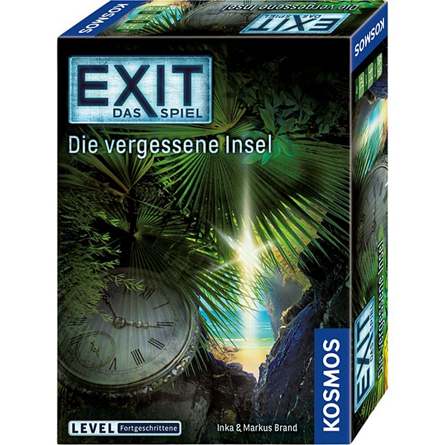 Kosmos Partyspiel EXIT - Das Spiel - Die vergessene Insel - Bild 1