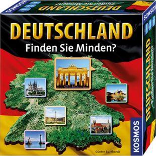 Kosmos Brettspiel Deutschland - Finden Sie Minden? - Bild 1