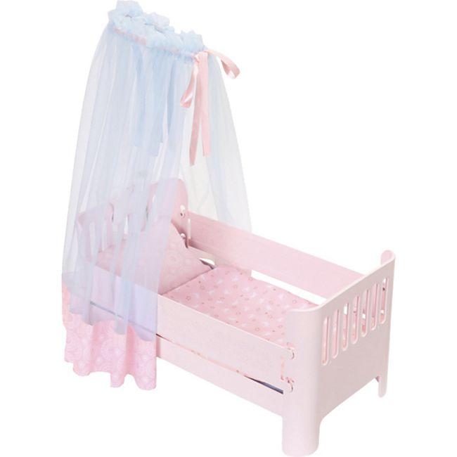 ZAPF Creation Puppenmöbel Baby Annabell® Sweet Dreams Bett - Bild 1