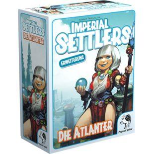 Pegasus Brettspiel Imperial Settlers - Die Atlanter (Erweiterung) - Bild 1