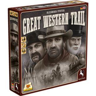 Pegasus Brettspiel Great Western Trail - Bild 1