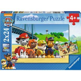 Ravensburger Puzzle Paw Patrol - Heldenhafte Hunde - Bild 1