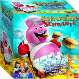 Goliath Games Geschicklichkeitsspiel Schweine Schwarte - Bild 1