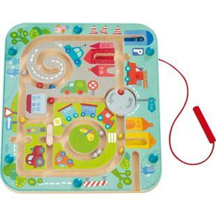 HABA Geschicklichkeitsspiel Magnetspiel Stadtlabyrinth - Bild 1