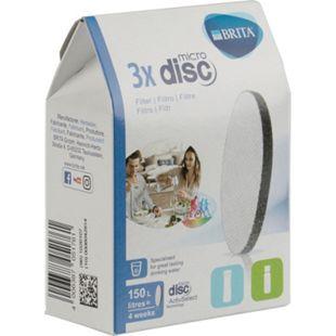 Brita Wasserfilter MicroDisc Filter 3er Pack - Bild 1