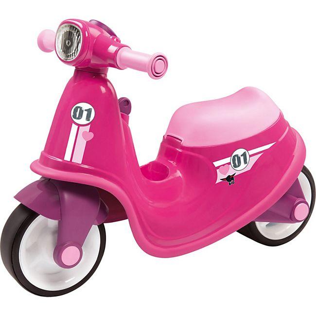 BIG Kinderfahrzeug BIG-Classic-Scooter Girlie - Bild 1