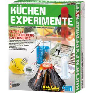 HCM Experimentierkasten Küchen Experimente - Bild 1