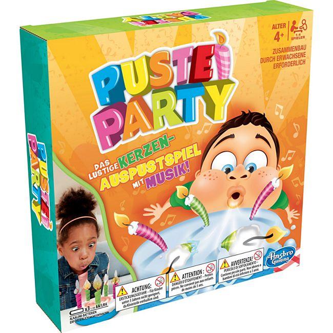 Hasbro Partyspiel Puste Party - Bild 1