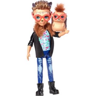 Mattel Puppe Igeljunge Hixby Hedgehog - Bild 1