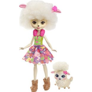 Mattel Puppe Schafmädchen Lorna Lamb - Bild 1