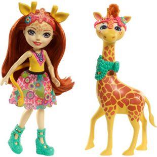 Mattel Puppe Themenpack Gillian Giraffe - Bild 1