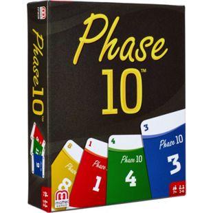 Mattel Kartenspiel Phase 10 Kartenspiel - Bild 1