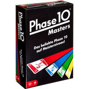 Mattel Kartenspiel Phase 10 Masters Kartenspiel - Bild 1