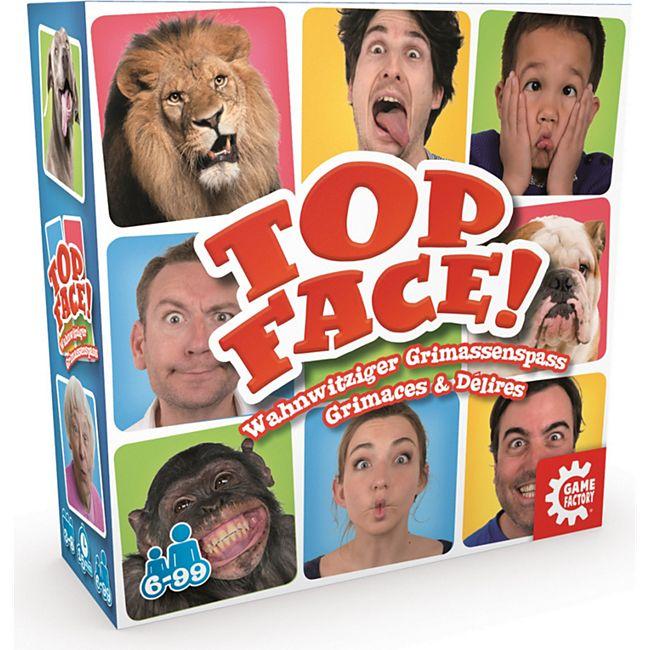 Gamefactory Kartenspiel Top Face - Bild 1
