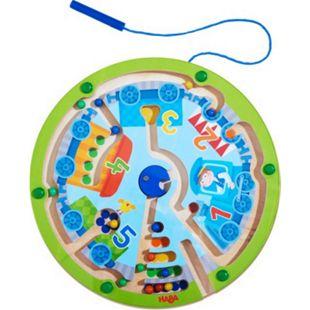 HABA Geschicklichkeitsspiel Magnetspiel Zählspaß-Zug - Bild 1