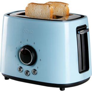 Domo Toaster Retro-Look DO953T - Bild 1