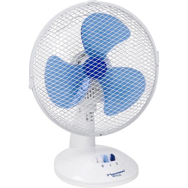 Bestron Ventilator Tischventilator DDF27W - Bild 1