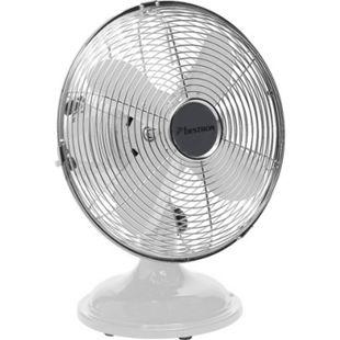 Bestron Ventilator Tischventilator Retro DFT25W - Bild 1