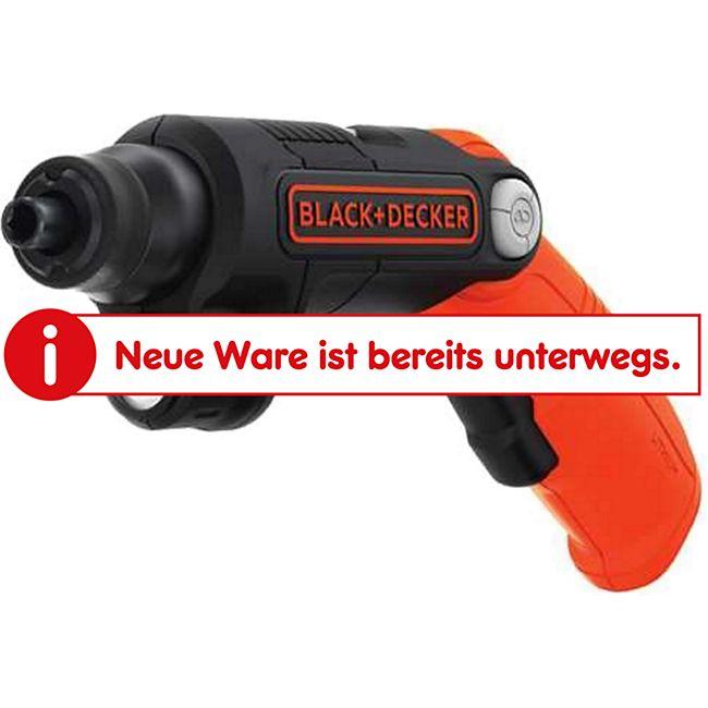 BLACK+DECKER Schrauber Pivot-Akkuschrauber BDCSFL20C, 3,6Volt - Bild 1