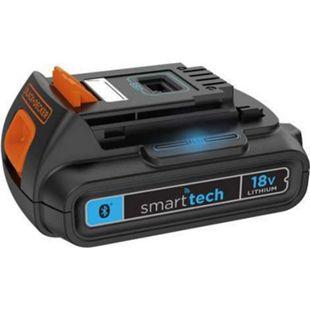 BLACK+DECKER Akku Smart tech Akku 18V/1,5Ah Slidepack - Bild 1