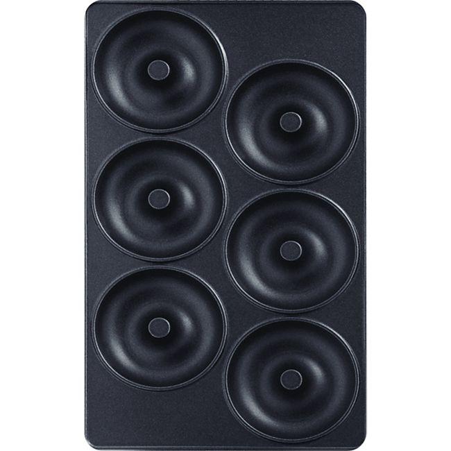 Tefal Grillplatte Snack Platten-Set Nr.11 Donuts - Bild 1
